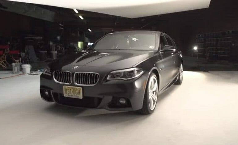 The 2014 BMW 535D - Chris Harris's Thoughts