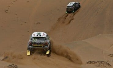Dakar 2014 stage12: Drama within X-Raid team.