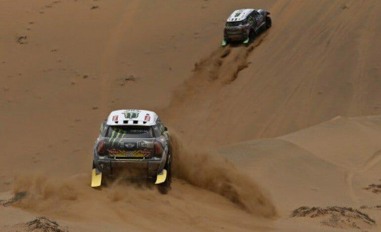 Dakar 2014 stage12: Drama within X-Raid team.