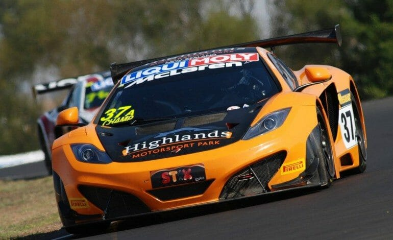 McLaren and the Mountain – Highlands MP4-12C takes on the Bathurst 12 hour