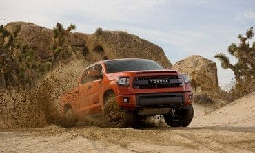Toyota TRD - Get Dirty or Go Home!