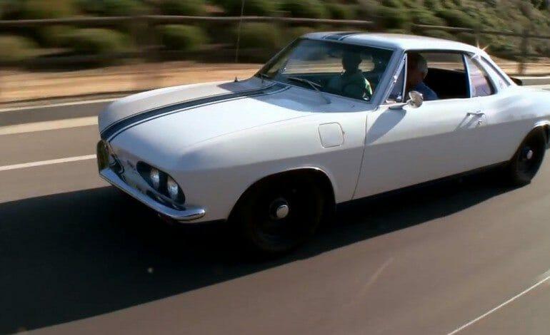 1966 Chevrolet Corvair Yenko Stinger – Jay Leno's Garage