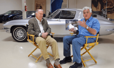 Book Club - Peter Brock & The Corvette Sting Ray - Jay Leno's Garage