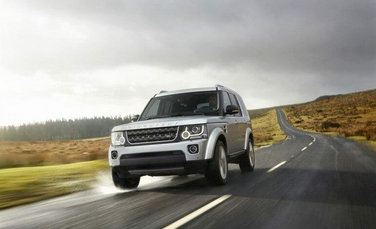 LandRover Celebrates 25 Years of Discovery with 'XXV Special Edition'