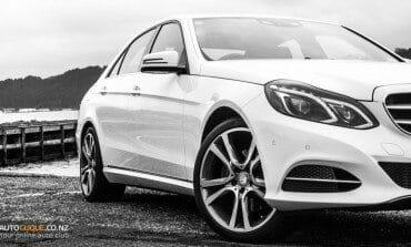 2014 Mercedes-Benz E250 - Car Review – Germany's Forgotten Full Size Sedan