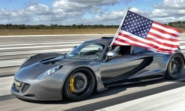 Hennessey Venom GT Crowned King With 270.49 MPH World Speed Record