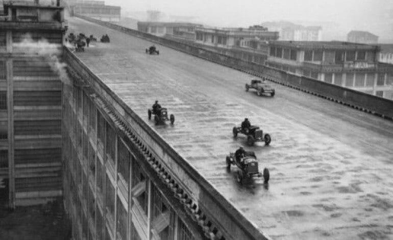 Fancy a rooftop race?