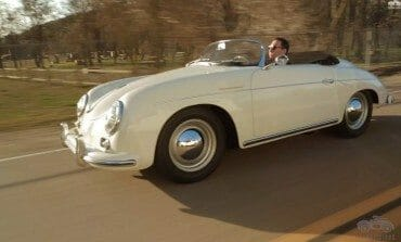 Driving A Porsche 356A Speedster Is A Sense of Occasion - Petrolicious