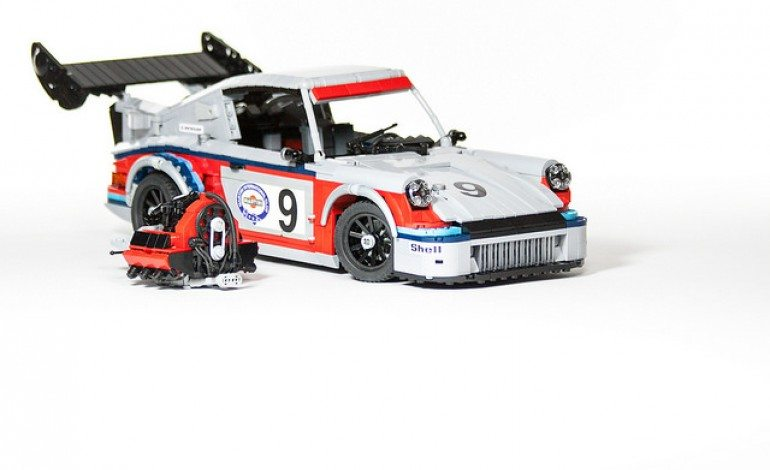 matle dorowski lego porsche 911 carrera turbo rsr. Black Bedroom Furniture Sets. Home Design Ideas