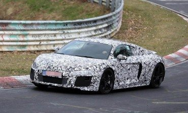 2015 Audi R8 - Making way for a V8 TwinTurbo?