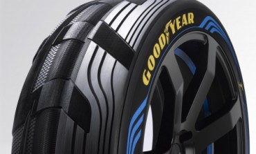 Goodyear has a new SUV concept tyre