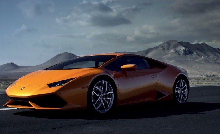 I Think I Just Had A Mangasm – Lamborghini Huracán LP 610-4 – Official Video