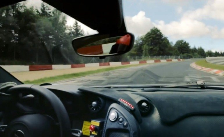 WOW Thats Fast – McLaren P vs. the Nürburgring-Nordschleife
