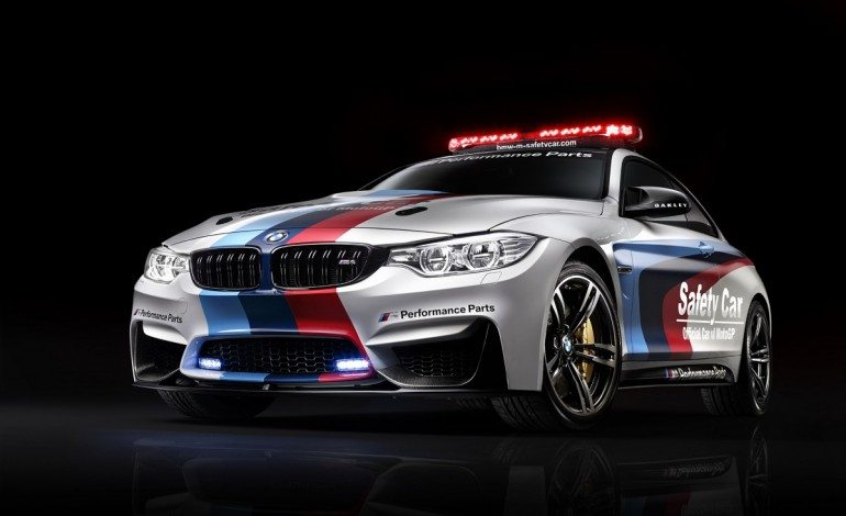 BMW M4 The Official Car of MotoGP