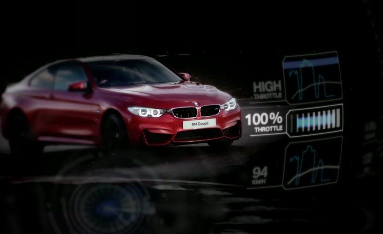 BMW M4 Coupés Hot Lap Of Brands Hatch With Andy Priaulx