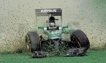 F1 2014 / Melbourne / Race