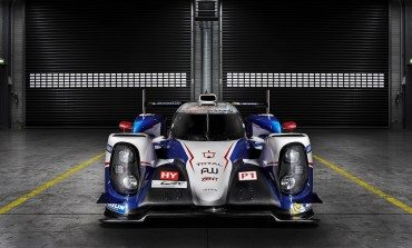 TOYOTA Racing Preps For 2014 Endurance Champs With TS040 Hybrid