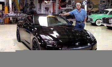 Jay Leno's Garage: 2010 Nissan GT-R - Custom Tuned