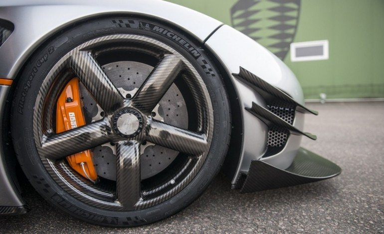 Imagine Curbing One of These…See How Koenigsegg Make Their Carbon Fibre Wheels