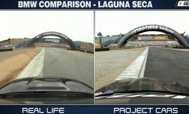 Project Cars For The Win... With In Game vs Real Life Comparison