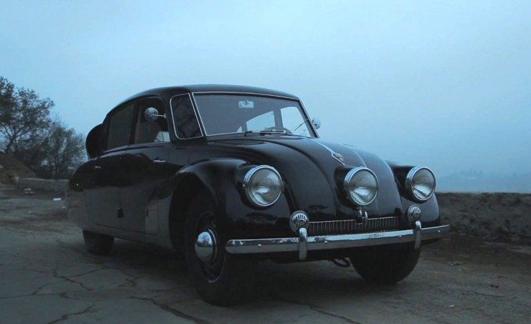 Tatra T87 - Things of the Past - Petrolicious