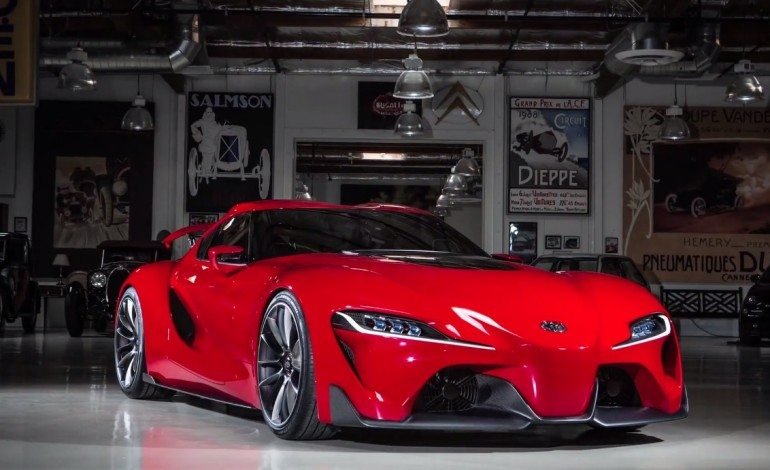 Toyota FT-1 Concept – Jay Leno's Garage