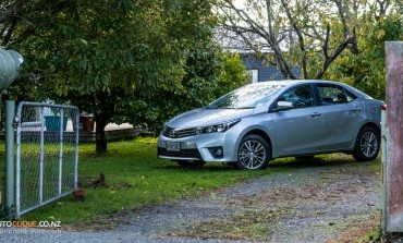 2014 Toyota Corolla GLX - Road Tested - Looks Can Change Perception
