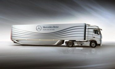 Mercedes-Benz Boffin's Have Developed Wave Freight Technology, Next Stop Flying Cars