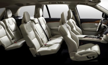 Inside Look At The New XC90