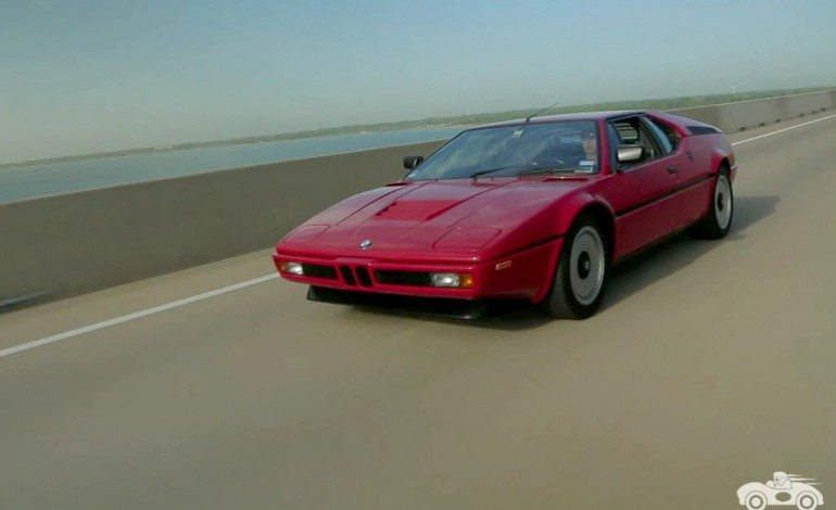 The M1 Is BMW's Solitary Supercar – Petrolicious