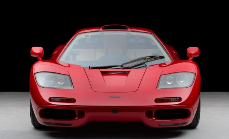 Holy Grail McLaren F1 Sold For Record Breaking £6 million!