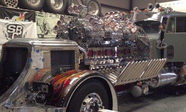 Big Mike Is A Detroit Diesel Big Rig With 3,000hp