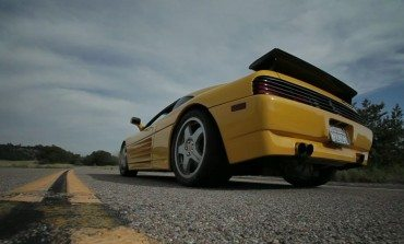 The 610 WHP Twin-Turbo, Flame Spitting Ferrari 348 Challenge Is A Tuners Dream