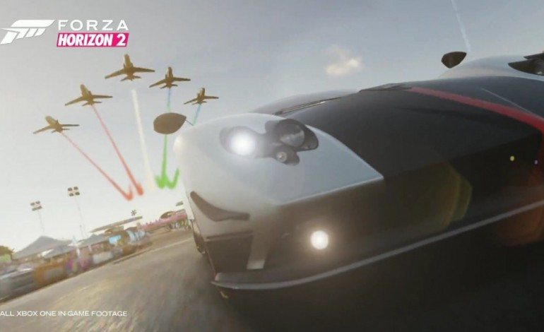 Forza Horizon 2 – E3 Gameplay Trailer