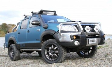 The Ultimate Fishing ute!?