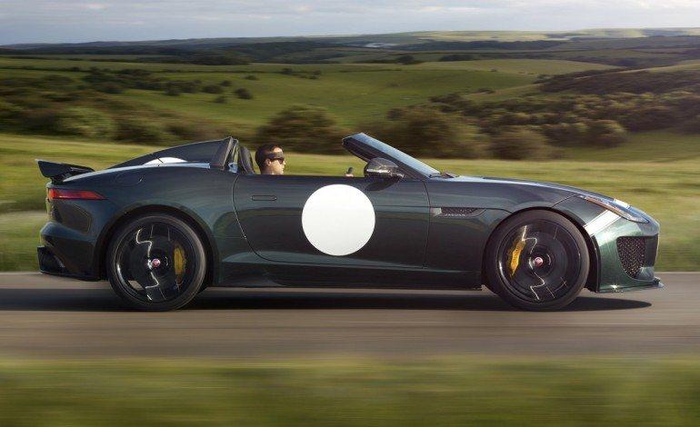 Jaguar Project 7 Gets The Green Light