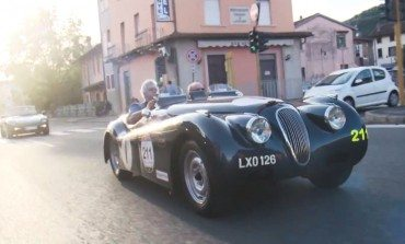 Jay Leno's and Mille Miglia 2014