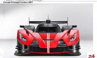 Ferrari LMP1 Concept Rendering