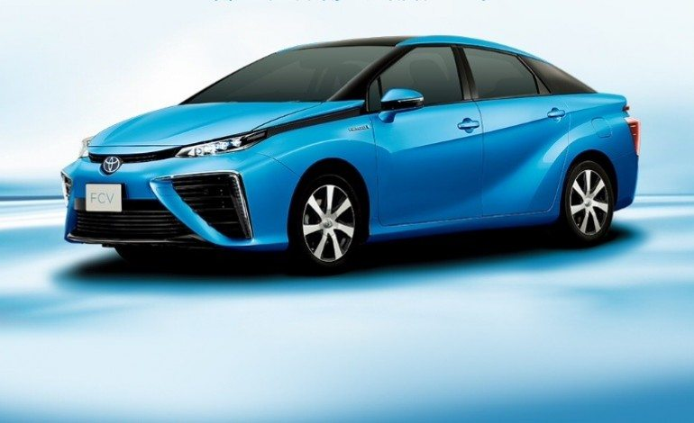Toyota FCV – Blue is the new Green