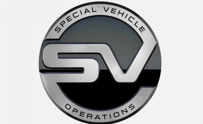 Jaguar Land Rover announces SVO