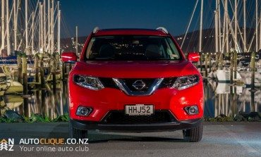 2014 Nissan X-Trail Ti - Car Review - Taking technology offroad