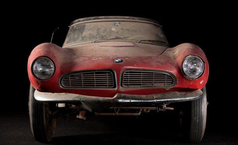BMW to Restore Elvis's 507