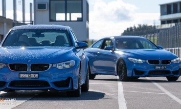 2014 BMW M3 & M4 New Zealand launch - Intoxicating Fun, Spelt The German Way With An M