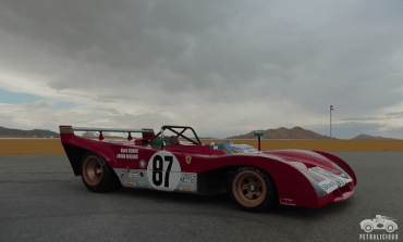 Ferrari 312PB Ends an Era With a Bang - Petrolicious