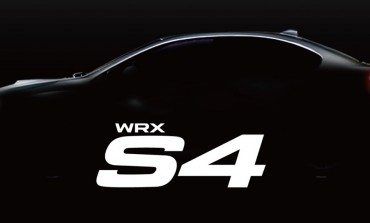 The new S4.... just not from Audi.