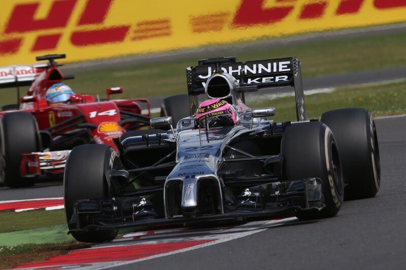 britian f1 2014 a