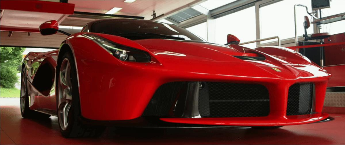 Ferrari LaFerrari Motor Trend