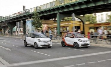 A Rather Smart Pair - New smart fortwo & forfour revealed