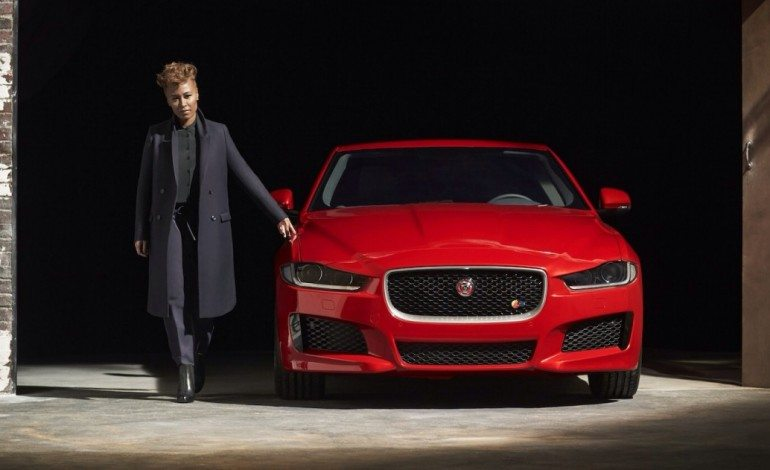 Next To XE – The face of the Jaguar XE