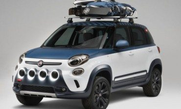 Fiat's Crossover 500L Vans Concept